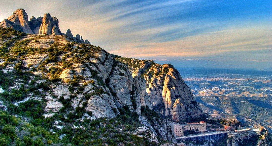 Der zersägte Berg: Montserrat