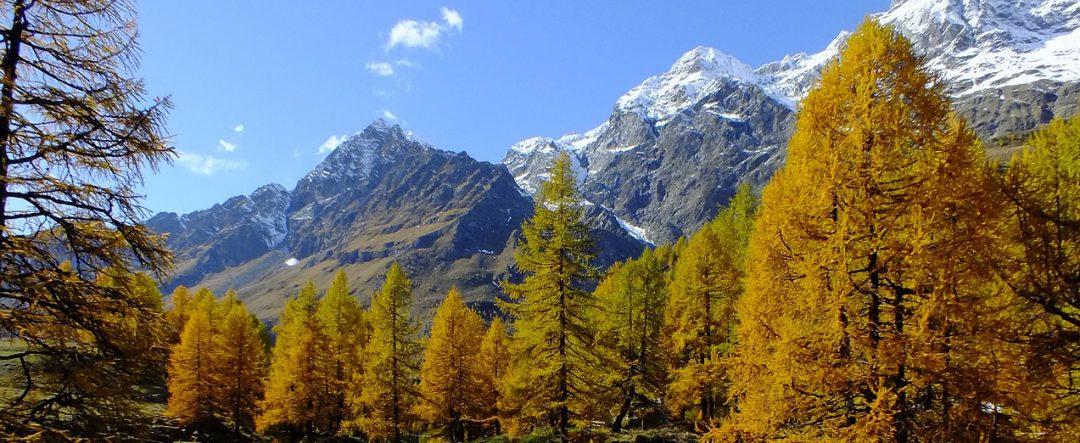 Hoch oben, weit weg: Aosta